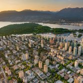Vancouver + Stanley Park Sunset