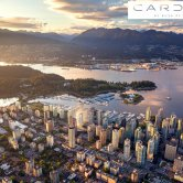 Aerial for Cardero by Bosa Properties