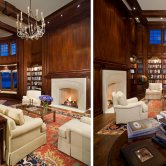 The Library Built by Bradner Homes