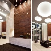Solo Lobby by Bosa Development + Interior Design by Cristina Oberti