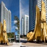 Golden Tree by Douglas Copeland