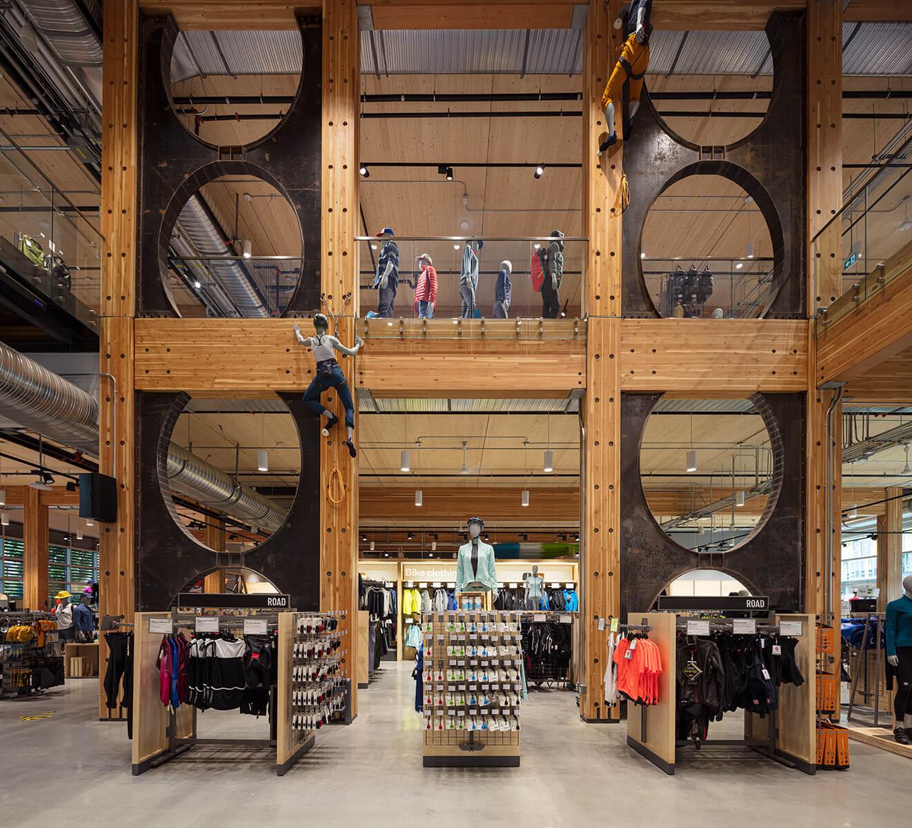 MEC VANCOUVER HQ